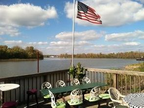 Kuchie's on the Water Creve Coeur, IL Great Views