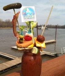 Kuchie's on the Water Creve Coeur, IL Great Food